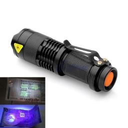 Ultra Fire Torch White or UV light