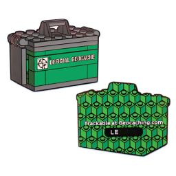 Ammo Can Brick Geocoin