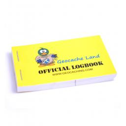 Geocache Land Logbook (Rite-in-the-Rain)