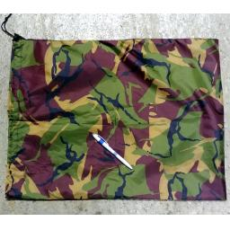 Hand Made Camo Bags - Giant Velcro Fastening