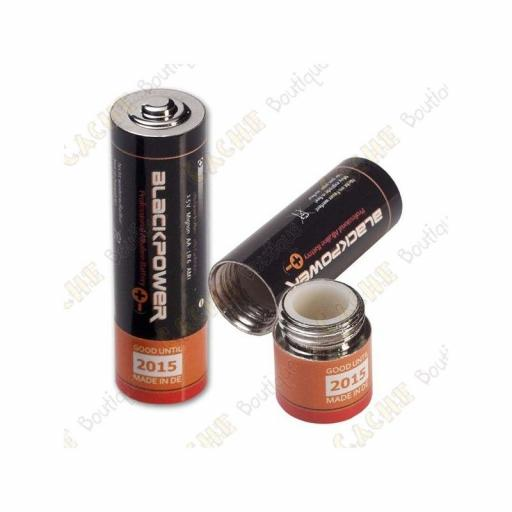 AA Battery Cache