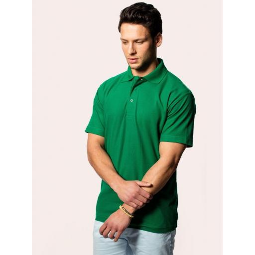 Scottish Geocachers Embroidered Mens Polo Shirt