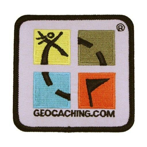 Official Geocaching Patches