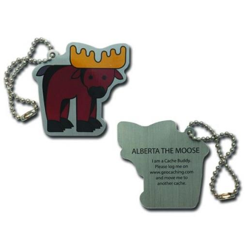 Alberta the Moose Tag