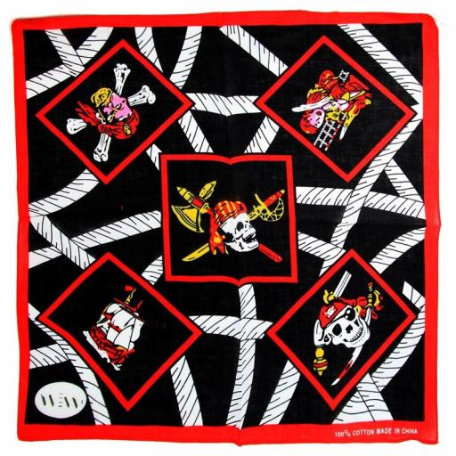 Pirate Bandanas / Head Scarf