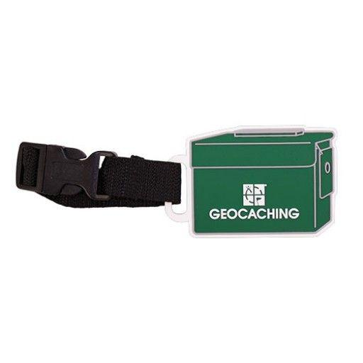 Geocaching Luggage Tag