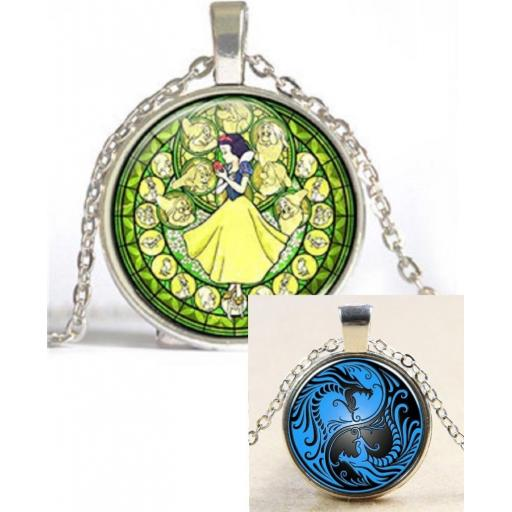 Princess / Dragon Necklaces
