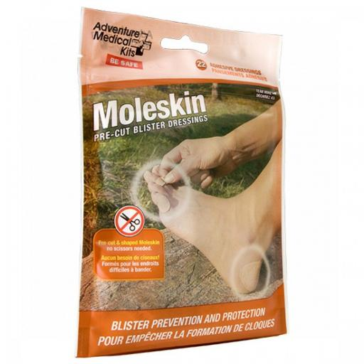 Moleskin Blister Prevention