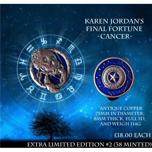 Karen Jordan's Final Fortune - Cancer