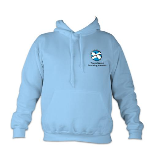 Scottish Geocachers Printed Adult Hoodie