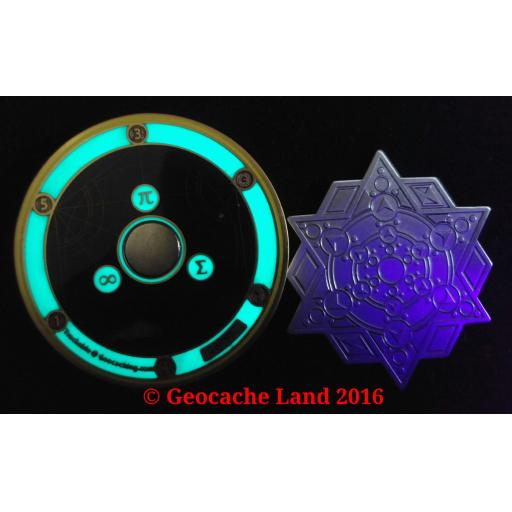 Ultra Pi Day 2016 - Geocache Land Edition