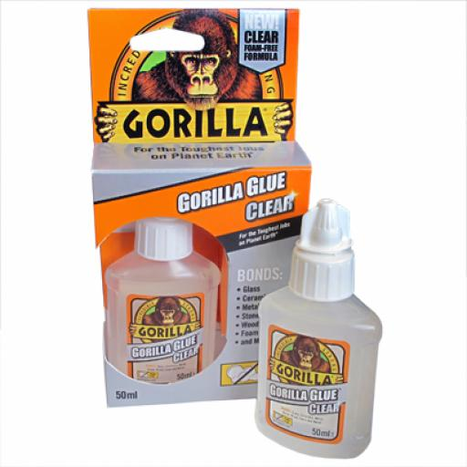 Gorilla Glue Original & Clear