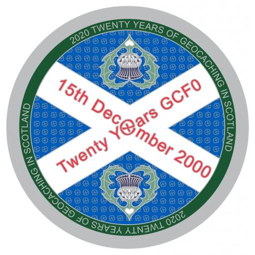 20 Years of Geocaching in Scotland