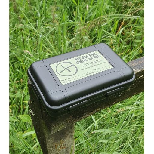 Waterproof Geocache - Large
